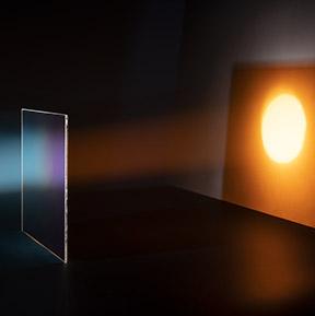 FS Orange Beleuchtungsfilter