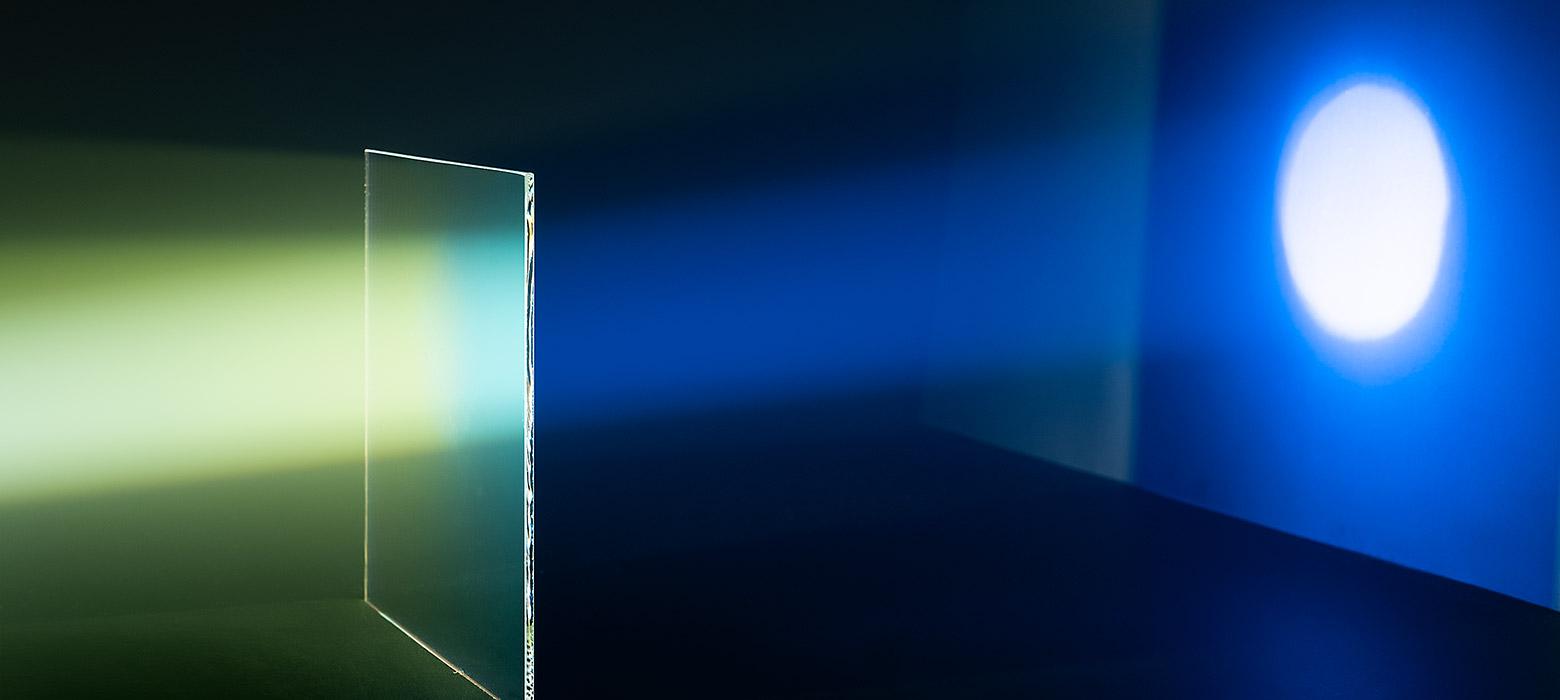 Lighting filter FS blue 495 - high colour saturation