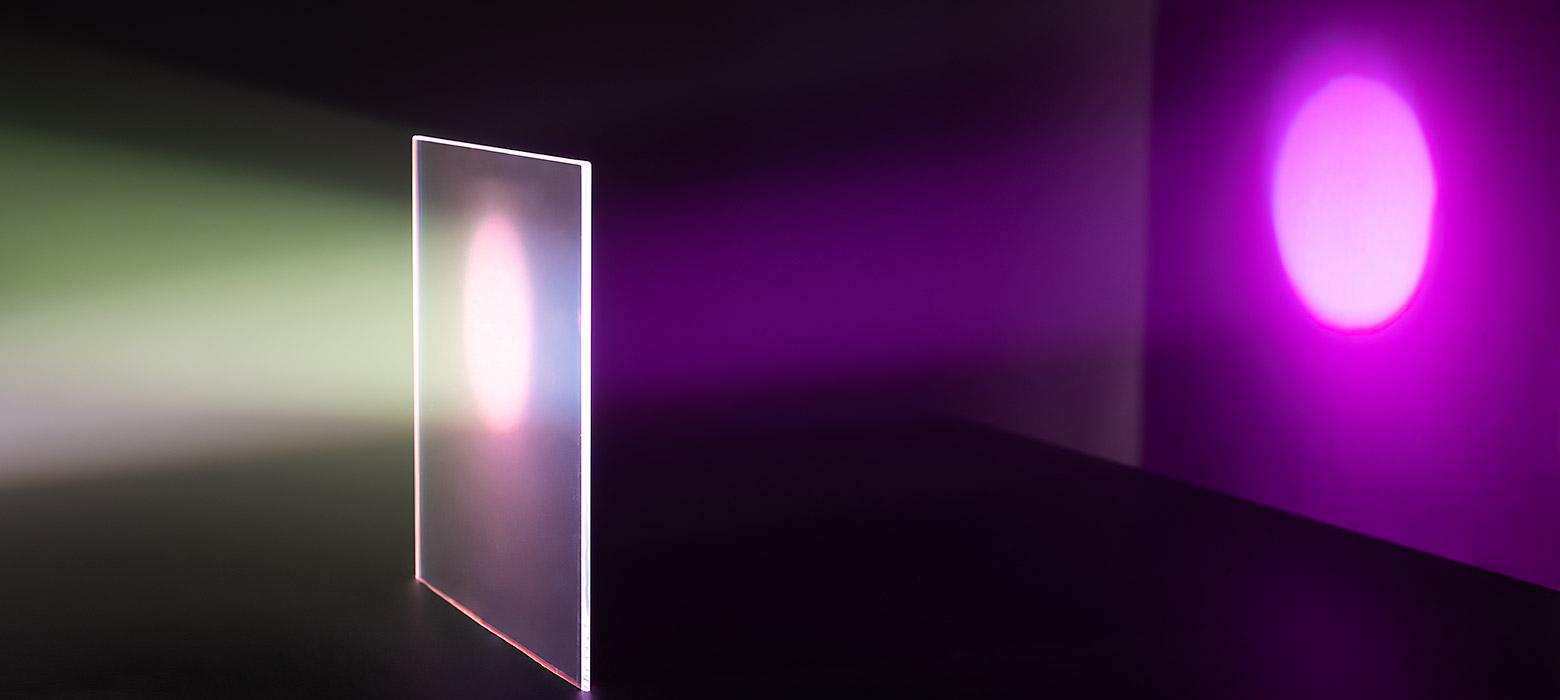 Lighting filter FS Mauve 480630 - high colour saturation